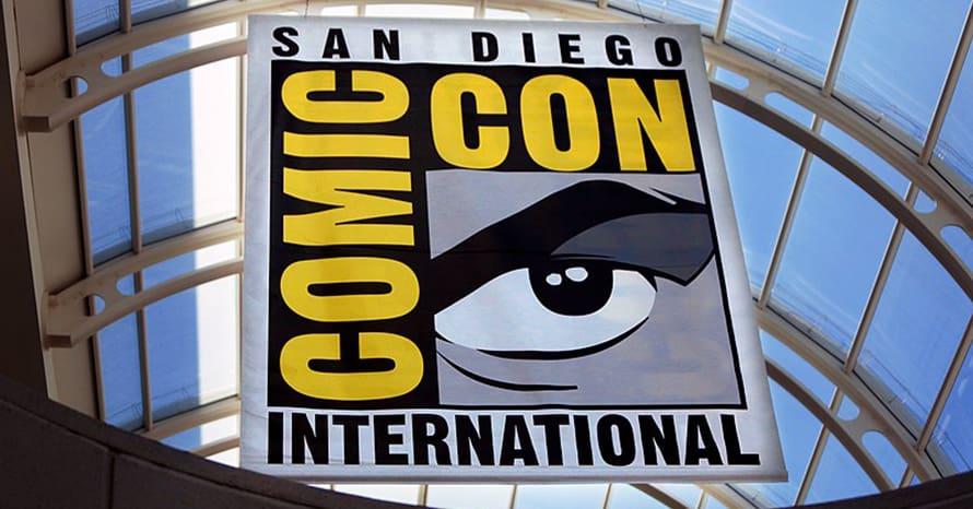 San Diego Comic-Con Coronavirus Comic-Con at Home