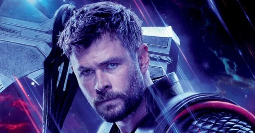 'Thor' Star Chris Hemsworth Reveals Swear Filled Training Video