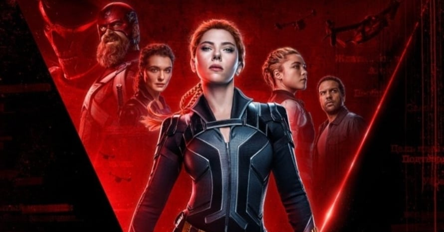 Disney Plus Black Widow Marvel Studios Scarlett Johansson Theaters Shang-Chi The Eternals Avengers