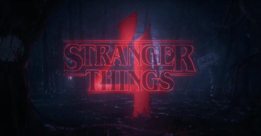 Stranger Things 4 Netflix Joe Keery Maya Hawke Finn Wolfhard Eleven