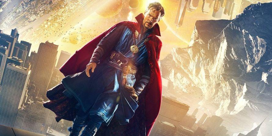 Benedict Cumberbatch Doctor Strange Loki MCU