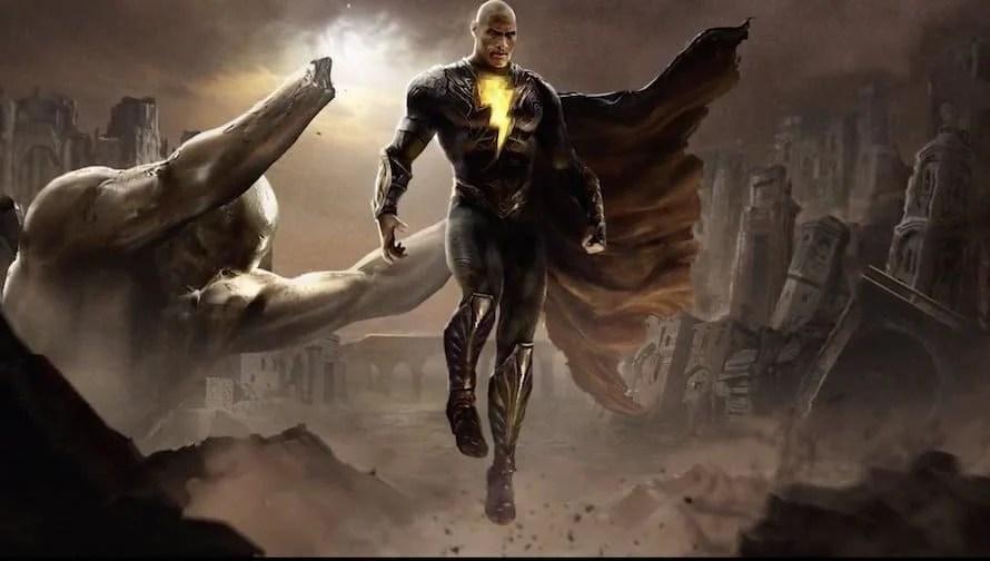 'Black Adam': Superhero Film Gets Summer 2022 Release Date