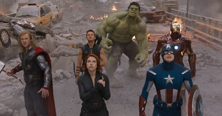 Marvel The Avengers The Mandarin Shang-Chi Black Widow Scarlett Johansson