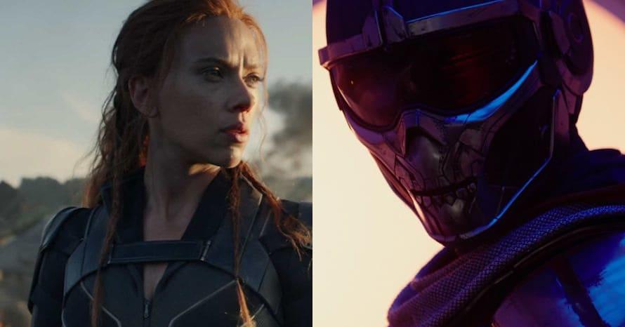 Black Widow Scarlett Johansson Taskmaster