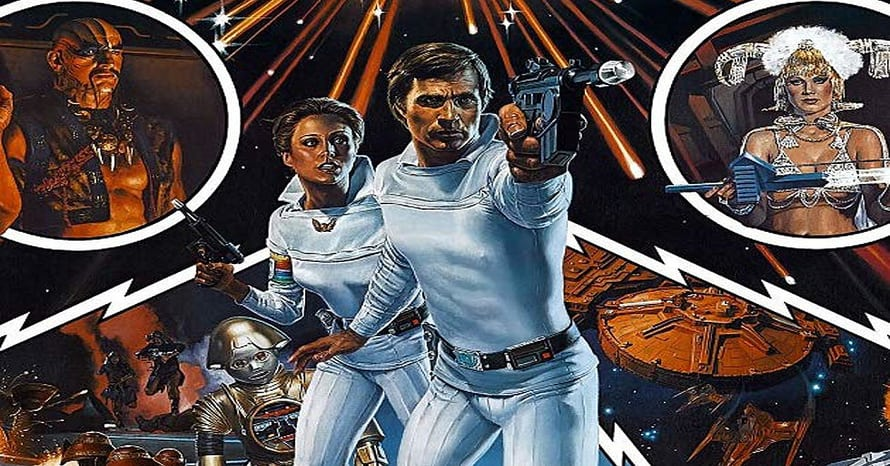 Legendary Producing Film Based On Sci-Fi Hero Buck Rogers