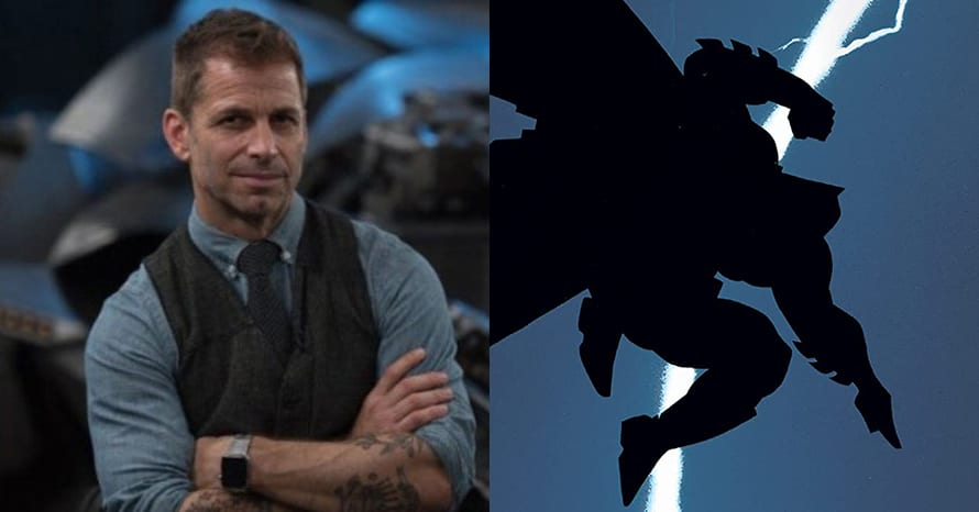 Zack Snyder Would Cast New Actors For 'The Dark Knight Returns' Movie