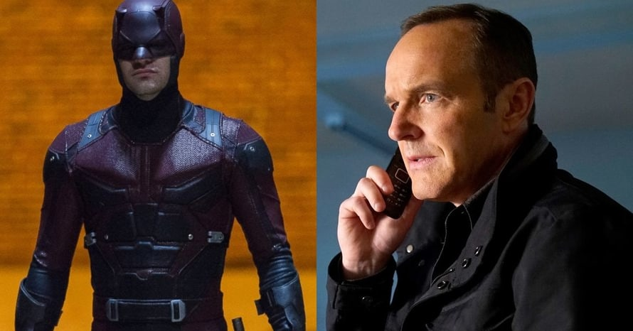 Kevin Feige On The Future Of 'Agents Of SHIELD' & Netflix Characters