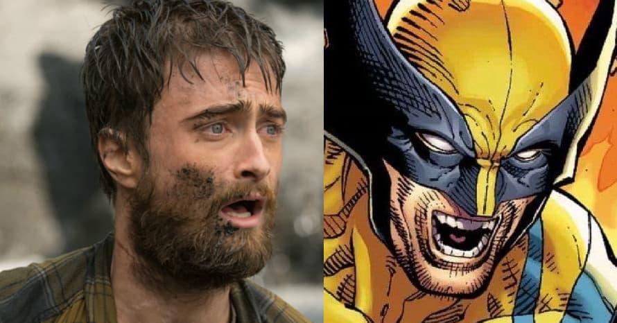 Wolverine Daniel Radcliffe Hugh Jackman X-Men Harry Potter