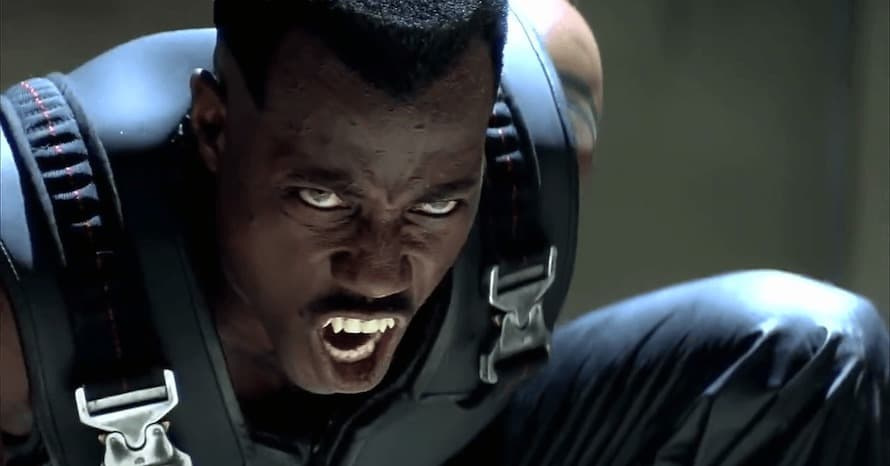 Wesley Snipes Working On New 'Blade-Killer' Project
