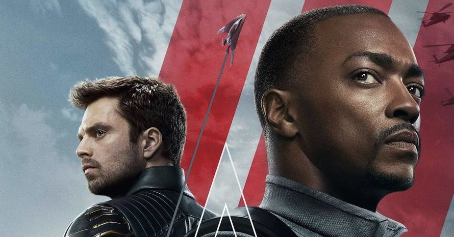 The Falcon and the Winter Soldier Anthony Mackie Sebastian Stan Marvel Studios Disney Plus