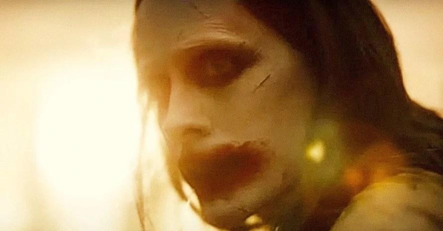 Jared Leto Zack Snyder Deborah Snyder Justice League Joker