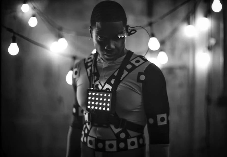 Ray Fisher Cyborg Justice League Batman
