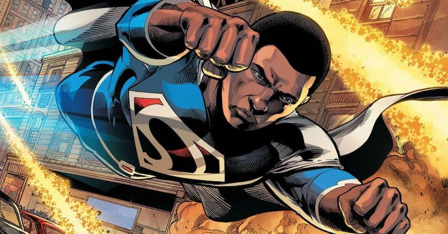 WB's Superman Reboot To Feature A Black Kal-El & May Be Set In The 20th Century