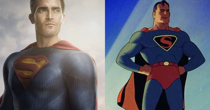 Tyler Hoechlin Superman Lois Max Fleischer