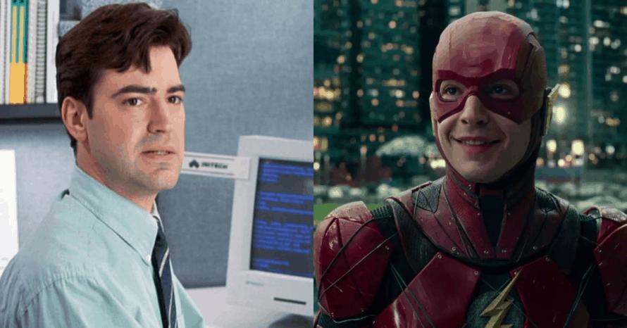 Ron Livingston Replacing Billy Crudup In Ezra Miller's The Flash