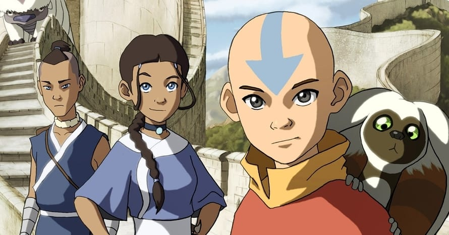 Nickelodeon Developing Several 'Avatar: The Last Airbender' Shows & Films