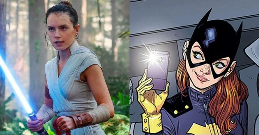 Daisy Ridley Batgirl Star Wars HBO Max