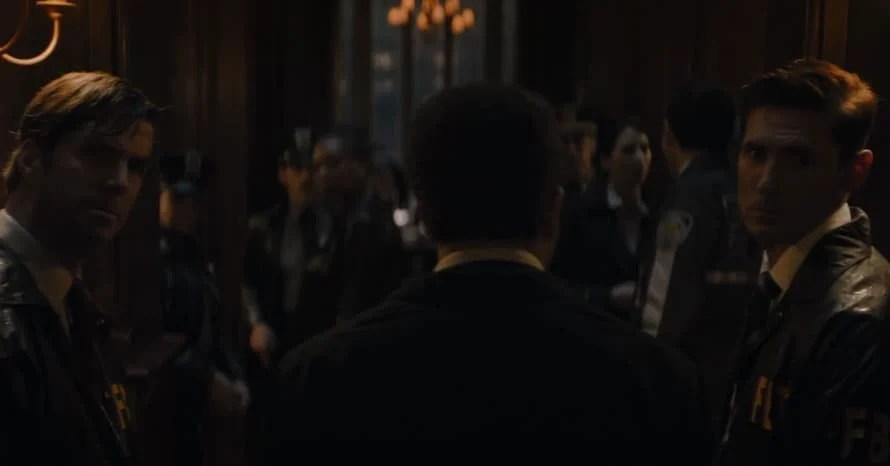 Gotham PD The Batman Joe Barton