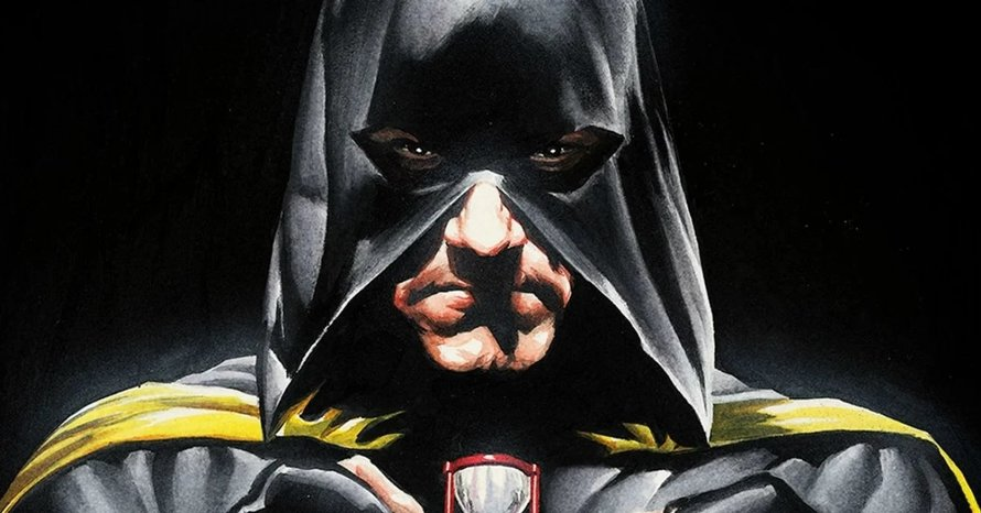 'Hourman': Gavin Games & Neil Widener Writing Film For Warner Bros. & DC