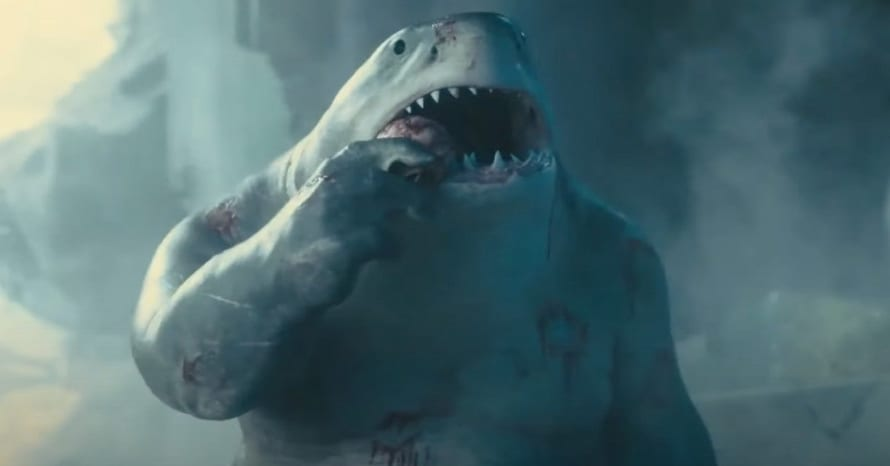 King Shark Was The First New Character James Gunn Added To 'The Suicide Squad' Roster