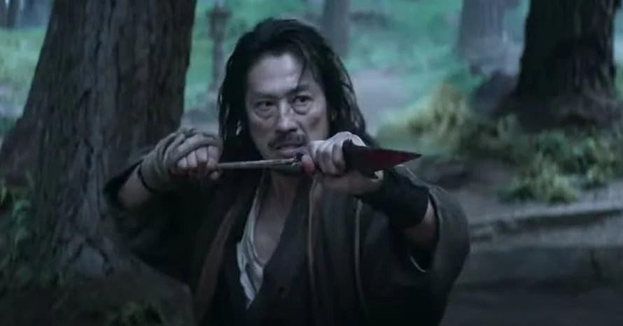 Sub-Zero Mortal Kombat Movie Hiroyuki Sanada Hanzo Hasashi Scorpion