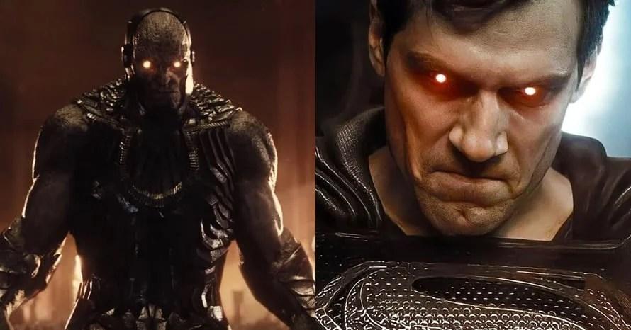 Darkseid Superman Zack Snyder Justice League
