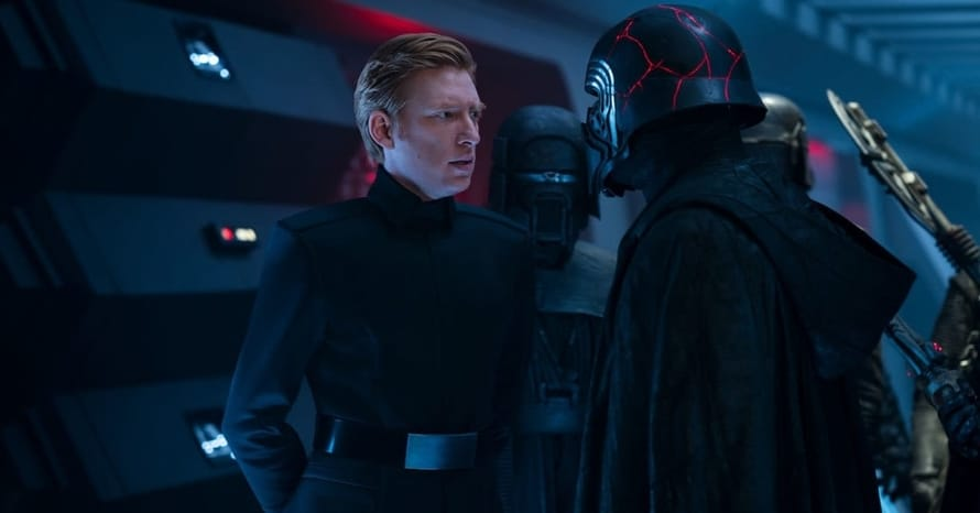 Domnhall Gleeson Open To 'Star Wars' Return As General Hux