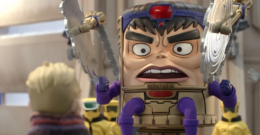 New NSFW Trailer For 'Marvel's M.O.D.O.K.' Animated Hulu Series Drops