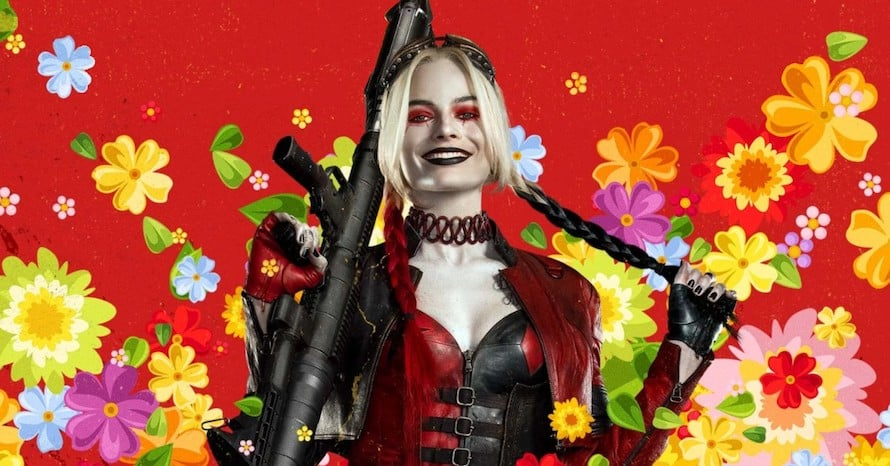 Margot Robbie The Suicide Squad Harley Quinn
