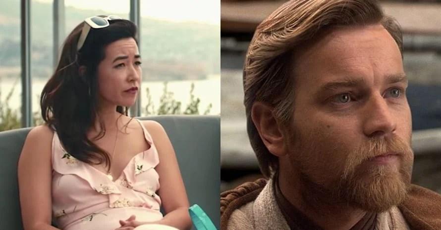 Ewan McGregor's 'Obi-Wan Kenobi' Series Adds Maya Erskine To The Cast