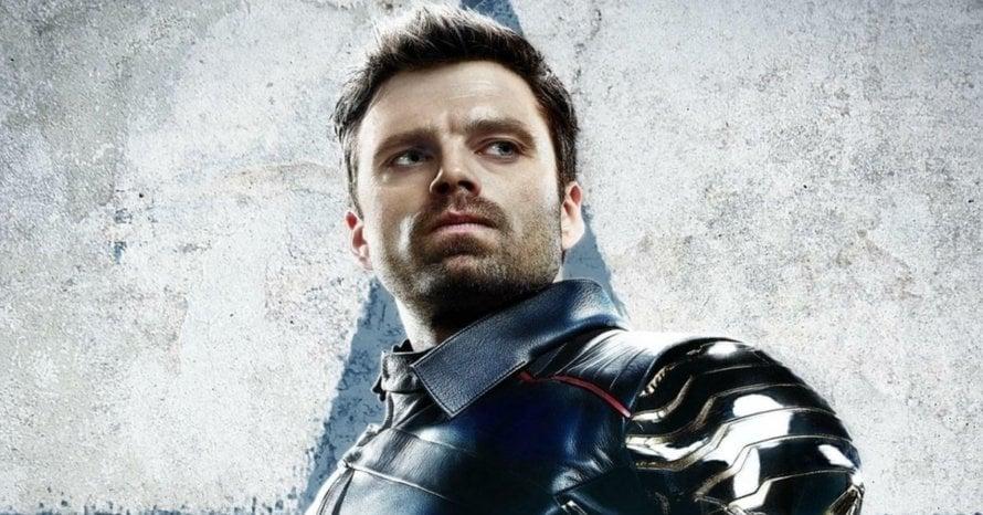 Sebastian Stan Falcon Winter Soldier