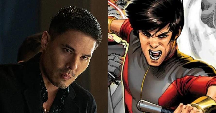 'Mortal Kombat' Star Lewis Tan Talks Losing 'Shang-Chi' Role