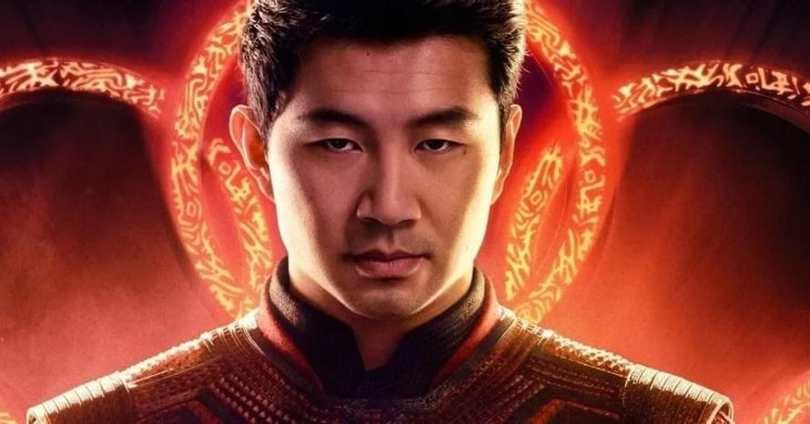Simu Liu Shang-Chi and the Legend of the Ten Rings Marvel Studios