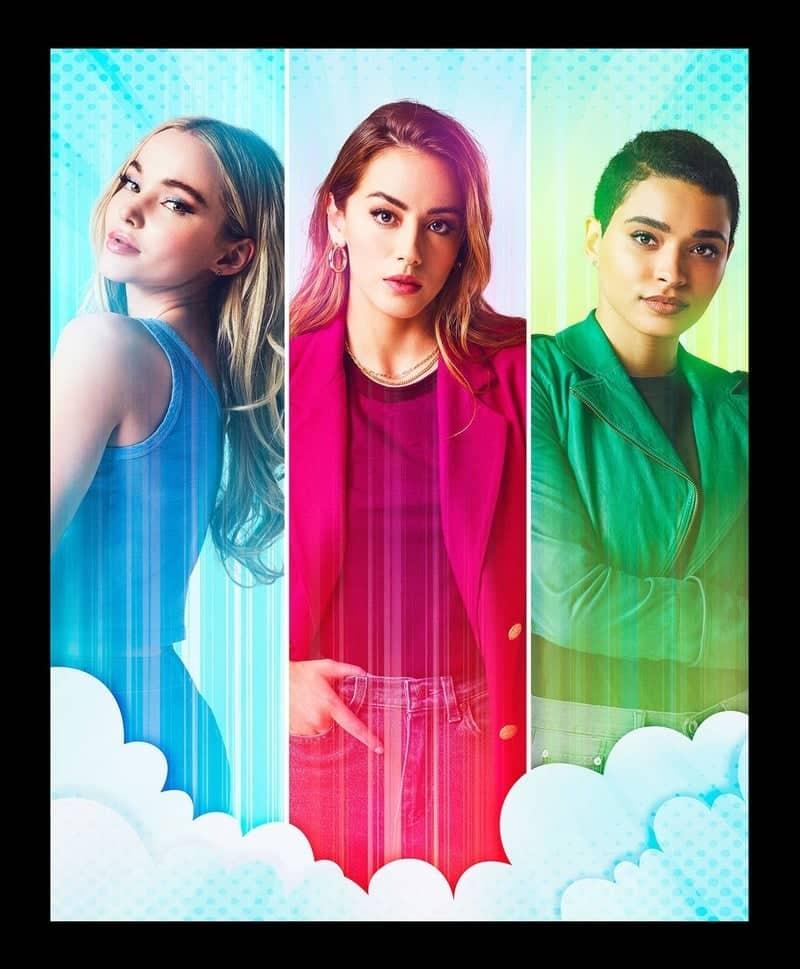The Powerpuff Girls The CW