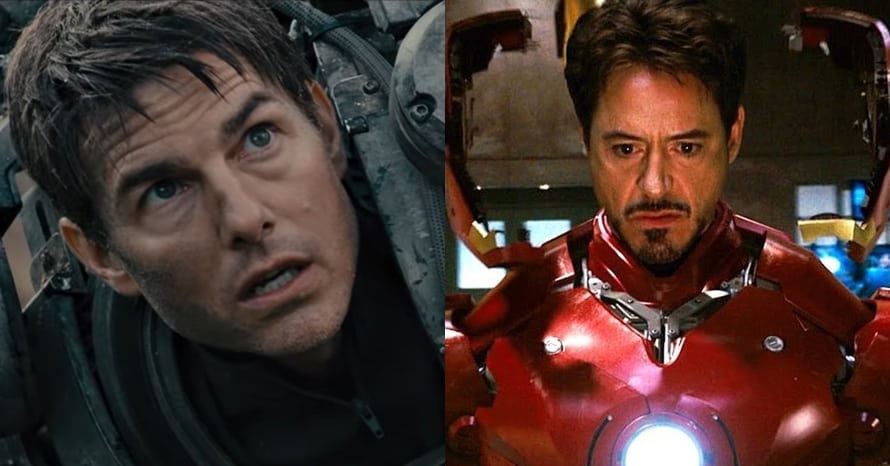See Tom Cruise Replace Robert Downey Jr. As Iron Man In The MCU