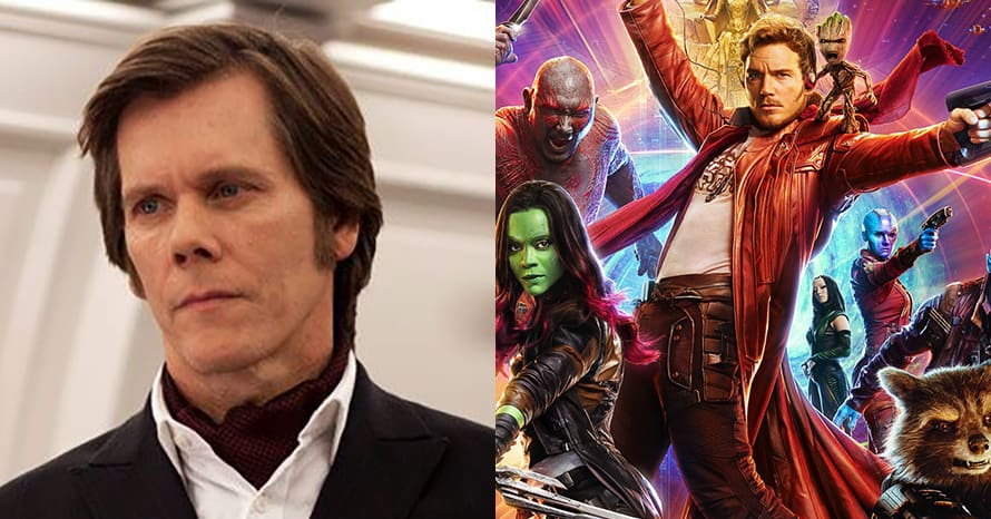 Kevin Bacon Would Love A Role In 'Guardians of the Galaxy vol. 3'