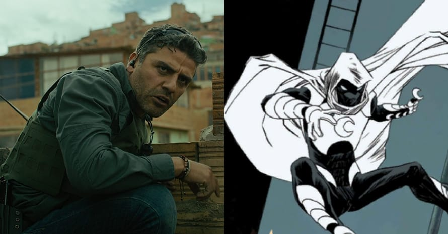 See Oscar Isaac Transform Into Marc Spector For Marvel's 'Moon Knight'