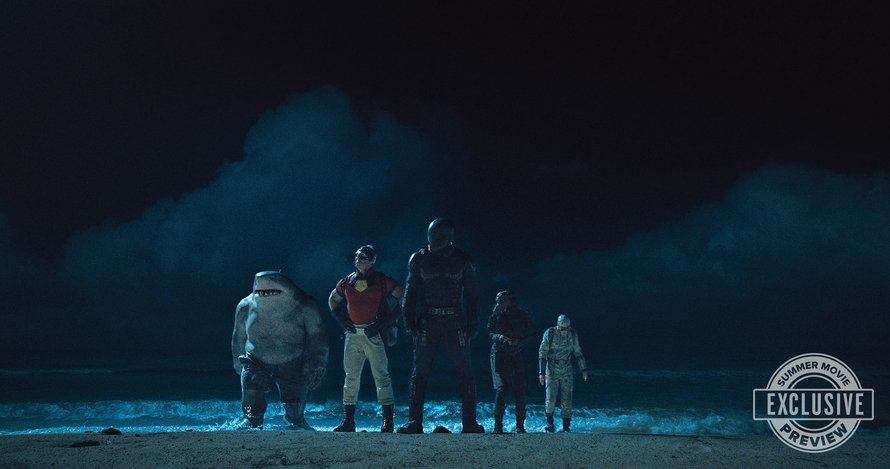 The Suicide Squad James Gunn Task Force X