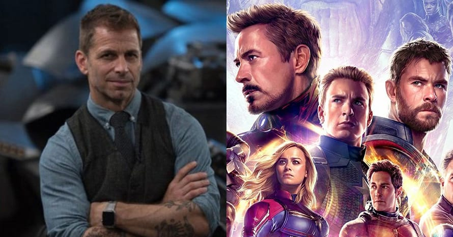 'Justice League' Director Zack Snyder Reveals His Favorite 'Avengers' Heroes