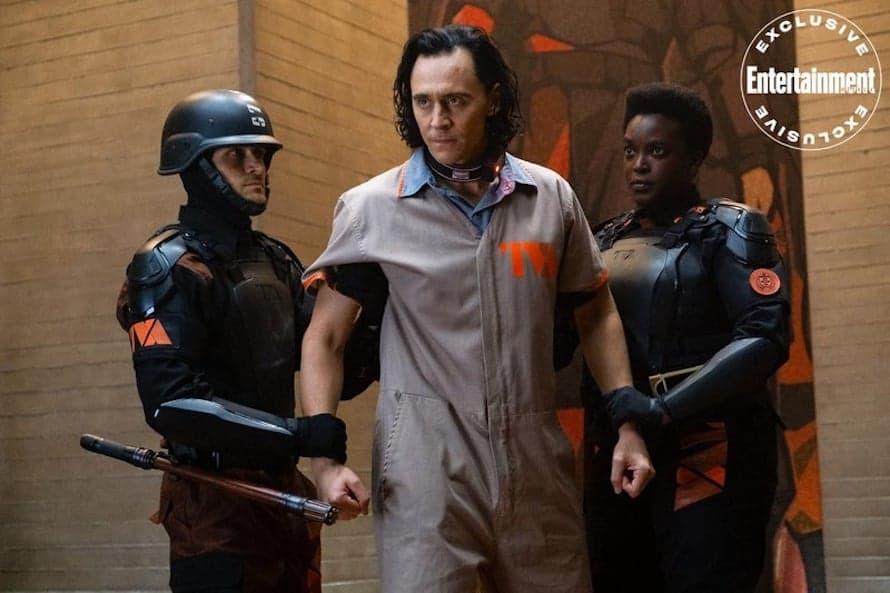 Loki Tom Hiddleston TVA