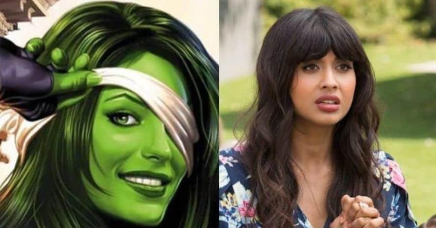Jameela Jamil She-Hulk Marvel Disney Plus