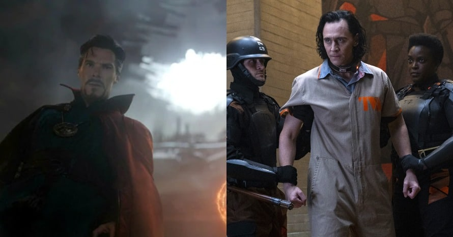 'Loki' Writer Michael Waldron Discusses Potential 'Doctor Strange 2' Connections