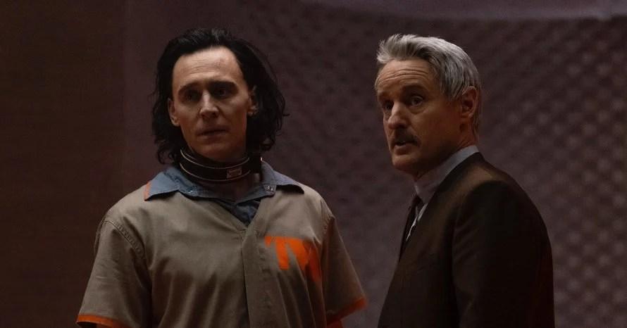 Loki Owen Wilson Agent Mobius Tom Hiddleston