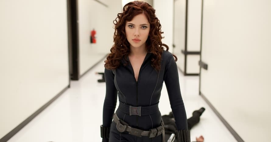 Scarlett Johansson Looks Back On Black Widow's Sexualization In 'Iron Man 2'