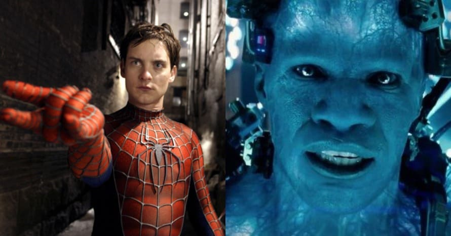 See Tobey Maguire's Spider-Man Fight Electro In Tom Holland's 'No Way Home'
