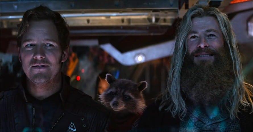'Thor: Love and Thunder': Chris Hemsworth Shares BTS Photo With Chris Pratt