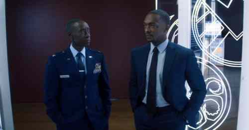 Don Cheadle Reacts To 'Falcon And The Winter Soldier' Emmy Nomination