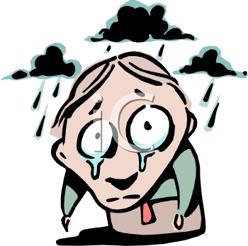 cartoon-rain-cloud-over-head-746498