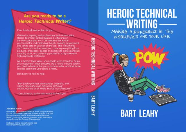 HeroicTechWriter Paperback Cover FINAL