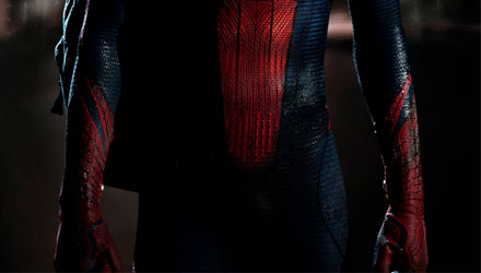 Lançadores de teia do Homem aranha